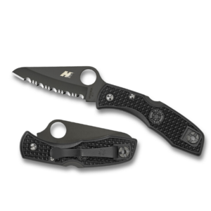 SPYDERCO SALT™ BLACK